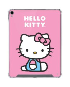 Hello Kitty Sitting Pink iPad Pro 12.9in (2018-19) Clear Case