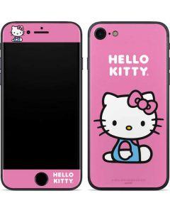 Hello Kitty Sitting Pink iPhone SE Skin