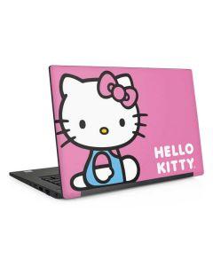 Hello Kitty Sitting Pink Dell Latitude Skin