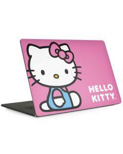 Hello Kitty Sitting Pink Apple MacBook Pro 15-inch Skin