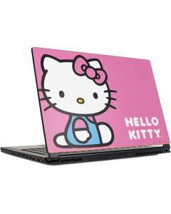 Hello Kitty Sitting Pink MSI GS65 Stealth Laptop Skin