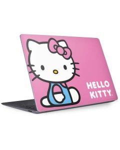 Hello Kitty Sitting Pink Surface Laptop 3 13.5in Skin