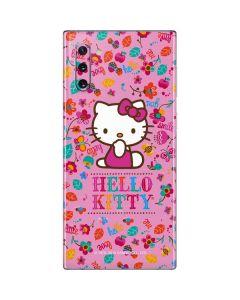 Hello Kitty Smile Galaxy Note 10 Skin