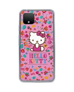 Hello Kitty Smile Google Pixel 4 Clear Case