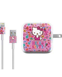 Hello Kitty Smile iPad Charger (10W USB) Skin