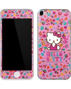 Hello Kitty Smile Apple iPod Skin
