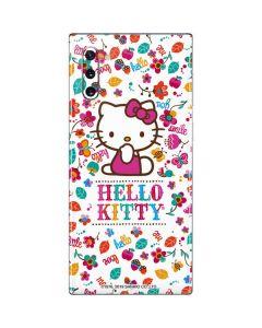 Hello Kitty Smile White Galaxy Note 10 Skin