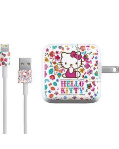 Hello Kitty Smile White iPad Charger (10W USB) Skin