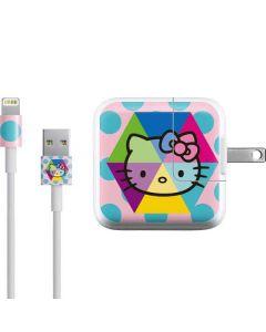 Hello Kitty Spots iPad Charger (10W USB) Skin