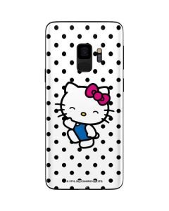 Hello Kitty Waving Galaxy S9 Skin