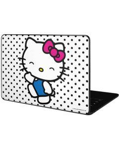Hello Kitty Waving Google Pixelbook Go Skin