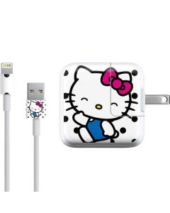 Hello Kitty Waving iPad Charger (10W USB) Skin