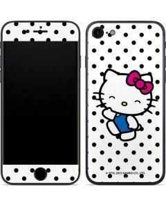 Hello Kitty Waving iPhone SE Skin