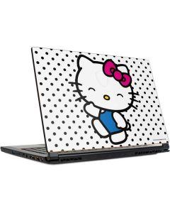 Hello Kitty Waving MSI GS65 Stealth Laptop Skin