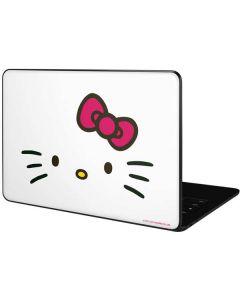 Hello Kitty White Google Pixelbook Go Skin