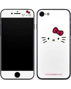 Hello Kitty White iPhone SE Skin