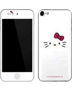 Hello Kitty White Apple iPod Skin