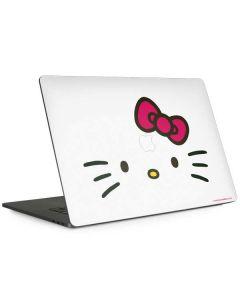 Hello Kitty White Apple MacBook Pro 15-inch Skin