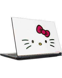 Hello Kitty White MSI GS65 Stealth Laptop Skin