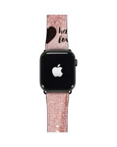 Hello Love Apple Watch Band 42-44mm