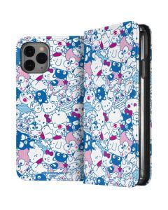 Hello Sanrio Blue Blast iPhone 11 Pro Folio Case