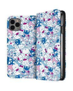 Hello Sanrio Blue Blast iPhone 11 Pro Max Folio Case