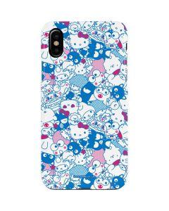 Hello Sanrio Blue Blast iPhone XS Max Lite Case