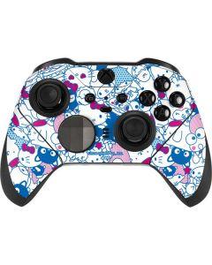 Hello Sanrio Blue Blast Xbox Elite Wireless Controller Series 2 Skin