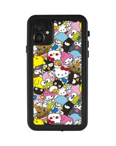 Hello Sanrio Color Blast iPhone 11 Waterproof Case