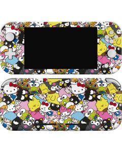 Hello Sanrio Color Blast Nintendo Switch Lite Skin
