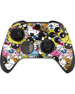 Hello Sanrio Color Blast Xbox Elite Wireless Controller Series 2 Skin