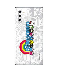 Hello Sanrio Galaxy Note 10 Skin