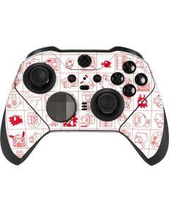 Hello Sanrio Outline Xbox Elite Wireless Controller Series 2 Skin