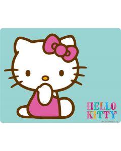 Hello Kitty Blue Background Satellite L775 Skin