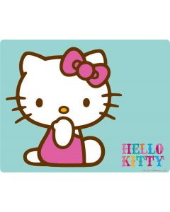 Hello Kitty Blue Background iPad Charger (10W USB) Skin