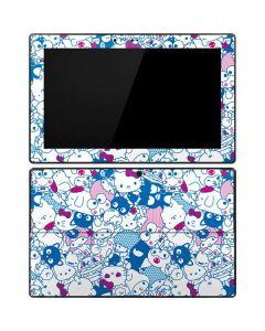 Hello Sanrio Blue Blast Surface RT Skin