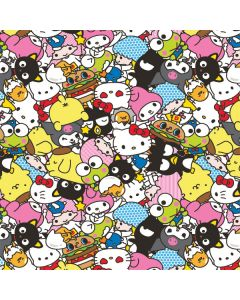 Hello Sanrio Color Blast Playstation 3 & PS3 Slim Skin