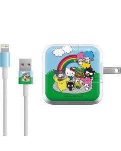 Hello Sanrio Crew iPad Charger (10W USB) Skin