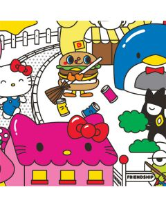 Hello Sanrio Friendship Road Playstation 3 & PS3 Slim Skin