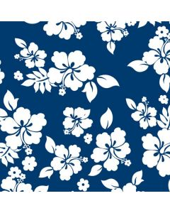 Blue and White Generic Laptop Skin