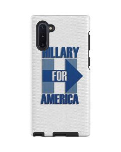 Hillary For America Galaxy Note 10 Pro Case