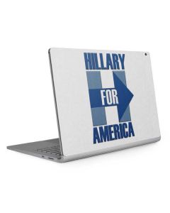 Hillary For America Surface Book 2 15in Skin