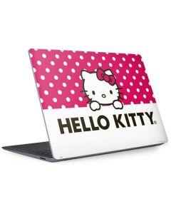 HK Pink Polka Dots Surface Laptop 3 13.5in Skin