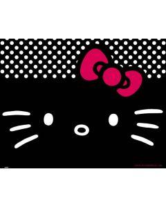 Hello Kitty Black Aspire R11 11.6in Skin