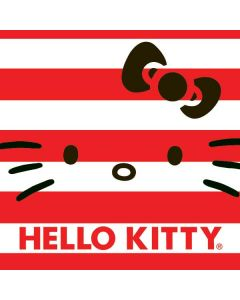 Hello Kitty Red Stripes Apple TV Skin