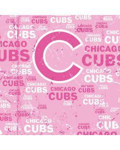 Chicago Cubs - Pink Cap Logo Blast Xbox One Controller Skin