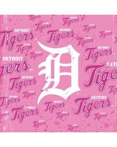 Detroit Tigers - Pink Cap Logo Blast Generic Laptop Skin