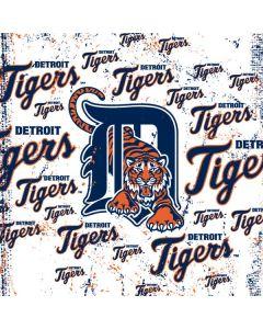 Detroit Tigers - White Secondary Logo Blast Generic Laptop Skin