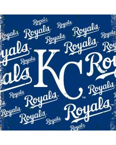 Kansas City Royals - Cap Logo Blast Generic Laptop Skin