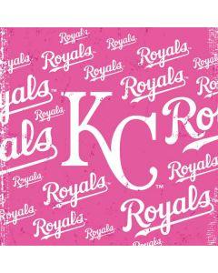 Kansas City Royals - Pink Cap Logo Blast Generic Laptop Skin